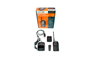 TL-77 KIT4  WALKIE PROFESIONAL DE USO LIBRE SIN LICENCIA PMR 446 + CABLE PROGRAMACION USB