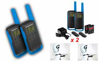 Motorola TALKABOUT, T62 - Azul