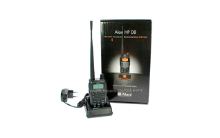 HP408L ALAN-MIDLAND walkie profesional UHF 400-470 Mhz.