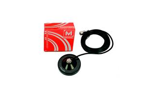 MIRMIDON BM90 Báse Magnética 9 cm. 4,5 mts. RG-58 + PL259
