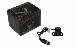 BRV180 BARRISTER c�mara visi�n trasera miniatura CMOS 12 V, Camara peque�a con soporte articulado, no dispone de vision nocturna.