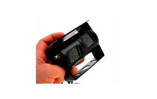 BRV463 BARRISTER doble cámara de visión trasera