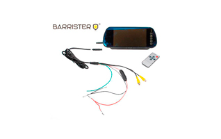 BRV500 BARRISTER monitor 7\