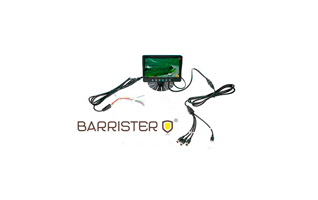 BRV900 BARRISTER monitor para 4 camaras valido para el kit BRV-9