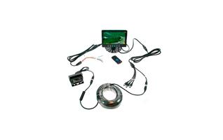 BRV9 BARRISTER sistema de visi�n trasera para hasta 4 c�maras