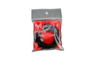CDV55 MIRMIDON Conexi�n DV conector acodado + 5,5 mts. RG58 + PL259 macho