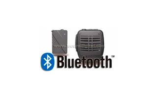 NAUZER MIA200S Micro-Altavoz BLUETOOTH para ALAN, ICOM, ALINCO, etc...