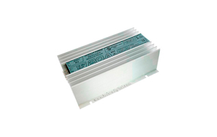R20ZETAGI reductor de voltage ZETAGI de 24 a 12 voltios, 20 amp. autoprotegido
