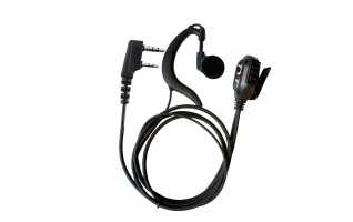 TYT EARPHONE-K Micro-Auricular Original TYT de 2 pins Kenwood