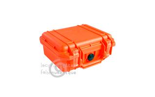 1200000150 Maleta de protección Naranja, con espuma