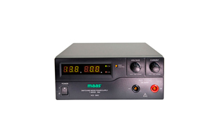 HCS3602 MAAS Fuente Alimentaci�n regulable 1-30 volts y regulable de 0-30 Amp.