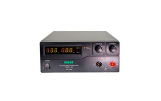HCS3602 MAAS Fuente Alimentación regulable 1-30 volts y regulable de 0-30 Amp.
