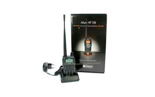 HP108 ALAN-MIDLAND walkie profesional VHF 136-174 Mhz.