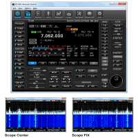 Software control remoto ICOM RS-BA1