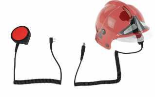 NAUZER KIM158K Sistema de comunicaci�n craneal especial cascos