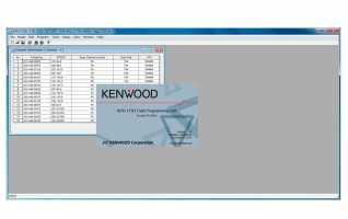 KPG173D software de programacion walkie TK3501. Una vez que haya comprado y haya completado la compra, se enviara antes de 24 h. por correo la licencia de activacion. Es necesario el cable para PC kenwood KPG22U  o TLUSB102