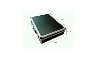 MALETA3501 Maleta Aluminio para 5 unidades TK-3501,TK-2000, TK-3000 y TH-K20