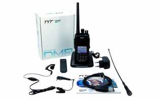 TYT MD-UV-390GPS
