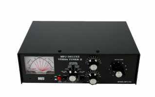 MFJ 948 Acoplador de antena  HF 1,8- 30 Mhzcon vatimetro  y R.O.E