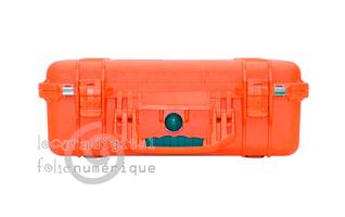1500000150 Maleta de protecci�n Naranja, con espuma