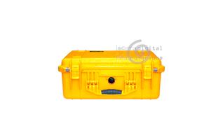 1550000240 Maleta de protección Amarilla, con espuma