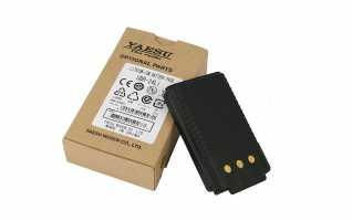 SBR24LI YAESU Bateria Original 1800 mAh Li-Ion para Yaesu FT70DE