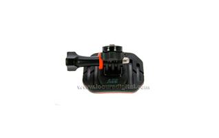 SDA04 AEE Soporte curvado + fijación de cámara sport AEE SD19