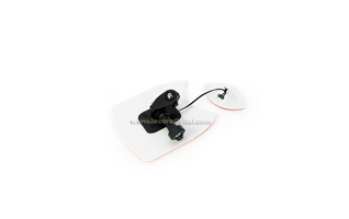 SDA10 AEE Soporte para casco ventilado de cámara Sport AEE SD19