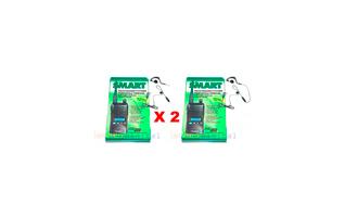 POLMAR SMART. Presenta como un transceptor profesional aun m�s compacto y robusto . Es compatible con el TK 3101, TK 3201, TK 3301 y todos los walkies PMR 446.