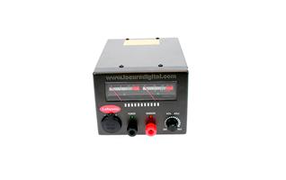 SS2025 HOXIN Fuente Alimentación conmutada regulable de 11 a 16 voltios con instrumentos. Amperios de 22 a 25 amperios.