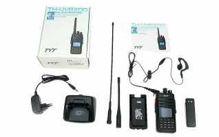 TYT THUV-8200 Walkie Doble Banda VHF-144 -UHF-430 Mhz