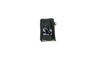 TLF488 LUTHOR funda piel para walkie TL-88, color negro
