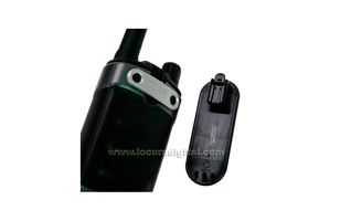 CLIP00635 MOTOROLA pinza clip cinturón para TLKR-T80 y T80 EXTREME