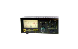 transmatch (acoplador de antena) + medidor de 26 a 28 Mhz. 100 w