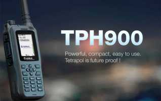 AIRBUS CASSIDIAN TPH-900 Walkie tetrapol