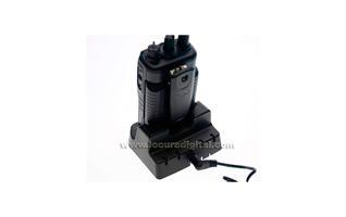 VERTEX STANDARD VX231 profissional VHF walkie UHF 400-470 MHz 16 canais. FNB- V132 + bateria 7,2 V CC 2300 lítio + carregador inteligente