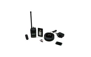 VERTEX STANDARD VX-264 VHF WALKIE PROFESIONAL CON TECLADO 136- 174 MHz