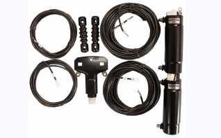 W735 antena de hilo tipo Dipolo con trampas fabricada por DIAMOND para HF. Esta antena opera en 2 bandas de HF: 3.5 Mhz.,  7 Mhz., Potencia m�xima: 1200 watios  . Longitud: 26 mts. Peso: 1,85 kg.