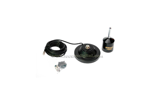 WILSON-1000M WILSON antena CB 27 Mhz con iman 12 cm. Made in USA