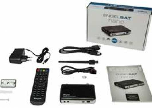 ENGEL RS4800W NANO ENGEL SATELLITE RECEIVER WIFI, FULLHD, IPTV