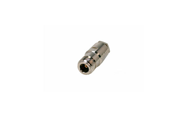 CON02080036 MARCU N female connector soldar.Para UF-287 RF cable, wire diameter 7.3 mm to 1.9 mm live