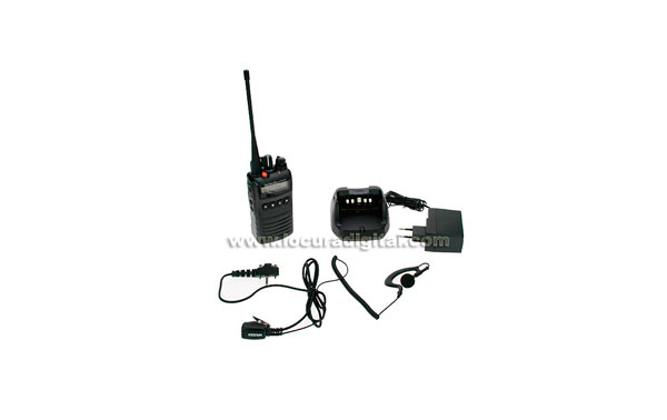 VERTEX STANDARD VX 454- WALKIE SUMERGIBLE