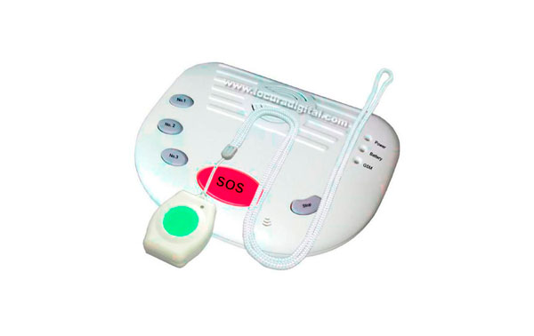 BA2100 GOLMAR Equipo de tele-asistencia para gente discapacitada, mayor, etc..