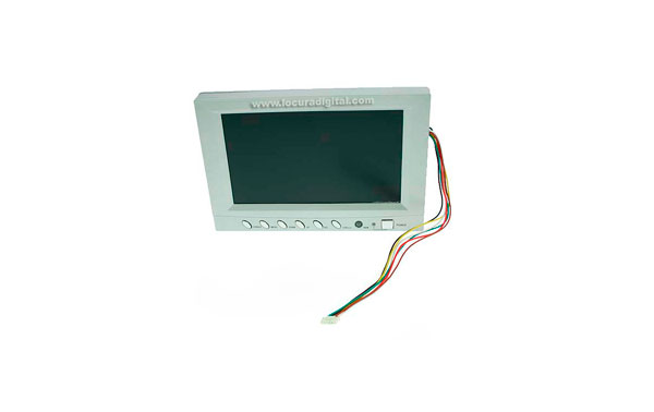 "MPP010 BARRISTER Monitor color 10"" recambio para MP-9090"