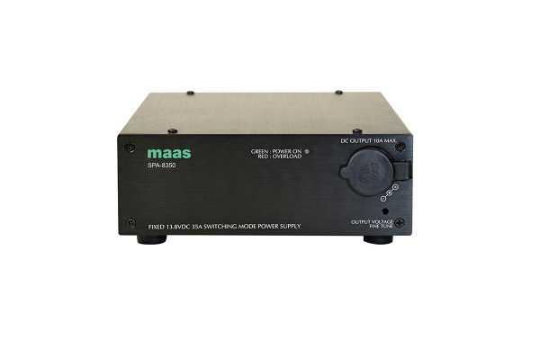 MAAS SPA 8350 Fuente Alimentacion Conmutada 230v 13,8 V.capacidad 35 A