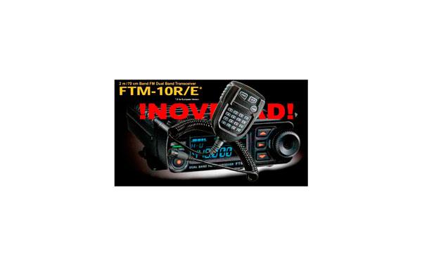YAESU FTMM 10 + MICROFONO CON TECLADO