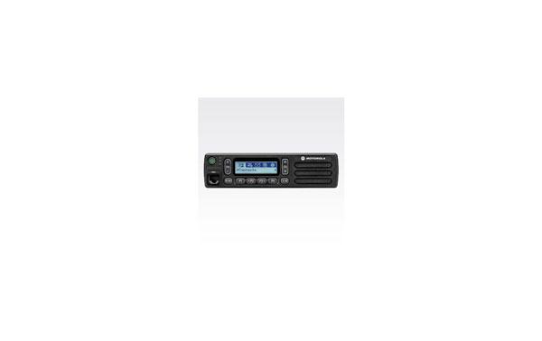 DM1600UHFA MOTOROLA Emisora Analogica actualizable a digital UHF 403-470 Mhz.160 Canales.