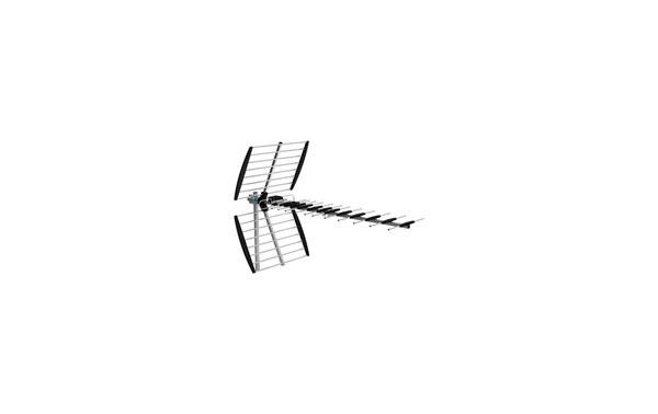 antenne de t l vision ext rieure lafayette etlantena avec filtre lte inclus. Black Bedroom Furniture Sets. Home Design Ideas
