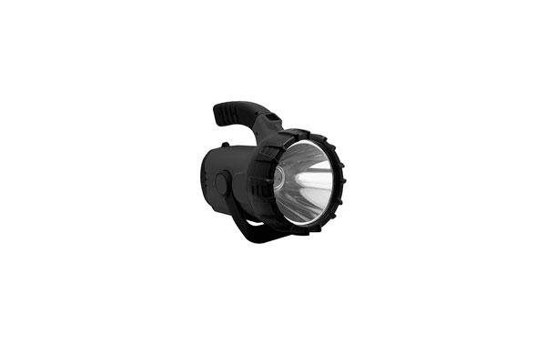 LAFAYETTE VIERLICHT de lampe de poche rechargeable 4 en 1 - Led 3W 180 lumens / 90 lumens Led 1 W