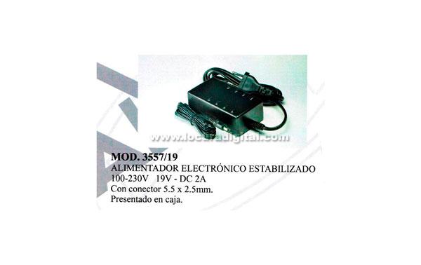 ALIMENTADOR  ELECTRONICO ESTABILIZADO IDEAL PARA ORDENADORES DE COLEGIO TOSHIBA